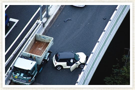 STEP2 加害者と加害車両の確認のイメージ