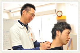 ほまれ接骨院の院長は整形外科でも勤務経験のある柔道整復師です。のイメージ