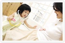 妊娠中に交通事故に遭われて痛みや症状がある方のイメージ